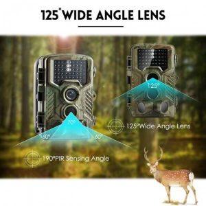 caméra de chasse infra rouge